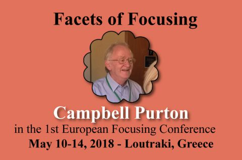 Campbell Purton – 1st European Focusing Conference 2018